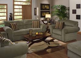 Leather Living Room Chair Green Leather Living Room Furniture Khabarsnet