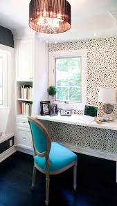 blue white office space. 25 Conveniently Designed Home Office Space Ideas (1) Blue White