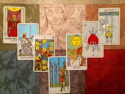 7 card spread
