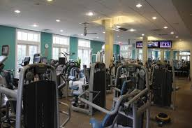watercolor workout facility picture