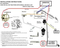 new 8n ford alternator fits generator conversion kit side mount sn 8n Ford Tractor Wiring Diagram 12 Volt new 8n ford alternator fits generator conversion kit side mount sn 263844 up 8n ford tractor wiring diagram for 12 volt