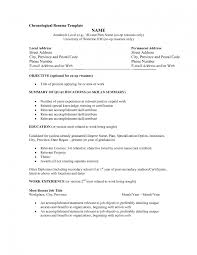 chronological resume format cipanewsletter chronological resume template cover letter for survey
