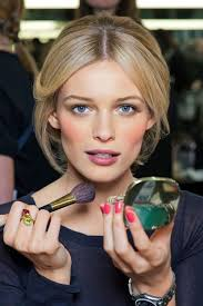 eyes lips don t forget to wear blush makes all the difference in a photo beautiful makeup bridal