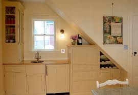 Small Picture Under Stairs Kitchen Storage With Others Under Stair Kitchen
