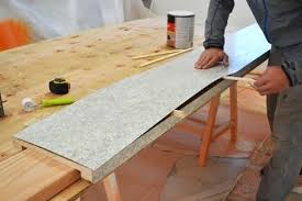 cut laminate countertop with dremel how best