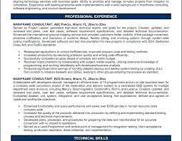 Sap Sd Consultant Resume Sample Fresh Salesforce Consultant Resume