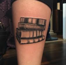 Books And Ink The Literary Tattoos Of Nypl Staff The New York