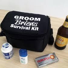 groom survival kit cooler bridal bling australia Wedding Gifts For Bride And Groom Australia personalised cooler bag; personalised esky; groom gift; groomsmen gift; bridal party gift personalised wedding gifts for bride and groom australia
