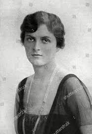 Lady Broughton 18941968 First Wife Sir Jock Editorial Stock Photo - Stock  Image   Shutterstock