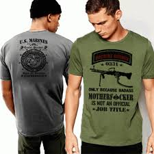 Usmc 0331 Usmc 0331 Machine Gunner Badass Marine Infantryman Devil Dog