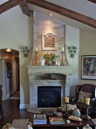 French Country Fireplace  HouzzFrench Country Fireplace