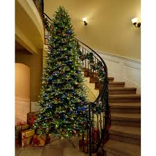 China 12 FT Wesley Mixed Spruce Artificial Christmas Tree With 12 Ft Fake Christmas Tree