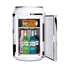 mini fridge office. Mini Fridge Electric Cooler And Warmer (11 Liters/15 Can) AC/DC Office