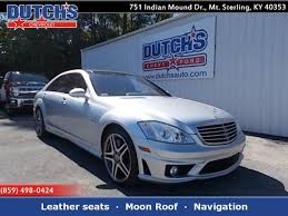 2008 mercedes benz s class vehicle photo in mount sterling ky 40353