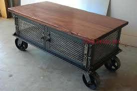 vintage industrial furniture tables design. Ellis Coffee Table29.jpg Vintage Industrial Furniture Tables Design