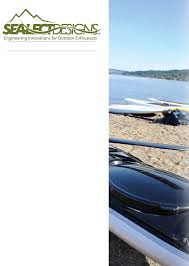 Sealect Designs Anchor Trolley Kit For Kayaks Sealect Designs Catalog Pdf Document