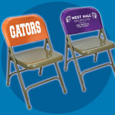 customized folding chairs. Imprinted Padded Chair Covers Customized Folding Chairs