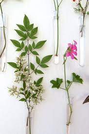 your home 8 diy wall d cor ideas hanging wall vases on 50 beautiful diy wall art ideas for your home with spring feel in your home 8 diy wall d cor ideas shelterness