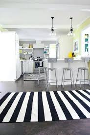 black kitchen rug and now for a fashion show white plaid