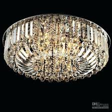 inspirational clip on lamp shades for ceiling light with chandelier lamp new modern crystal led chandelier
