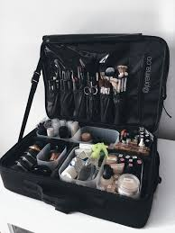 professional makeup kit downsizing organization