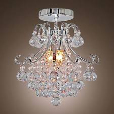 mini chandelier flush mount max modern contemporary crystal mini style electroplated metal chandeliers flush mount living mini chandelier flush mount