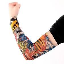 Tattoo Rukáv Bodyart