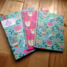 this collection is filled with vibrancy and character and is the ideal notebook or binder for any girl in school huge thank you to class act