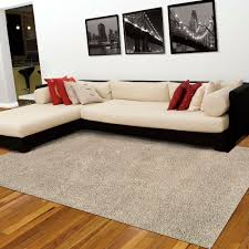 Shaggy Rugs For Living Room Shaggy Rug In Oyster Large Costco Uk