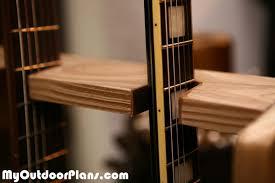 diy basic multi guitar stand