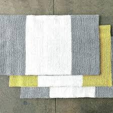 gray bath rug yellow and gray bathroom rug chevron bath mats cool yellow and gray bath