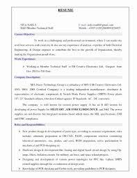 Senior Electrical Engineer Sample Resume Impressive Resume For Mechanical Design Engineer Kenicandlecomfortzone