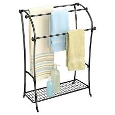 towel stand bronze. Stand Up Towel Rack Free Standing In Bronze Bed Motivate 5 .