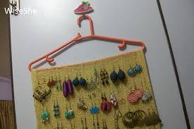 Earring Display Stand Diy Pierced Earring Holder How To Make Earring Holder Jewellery 6