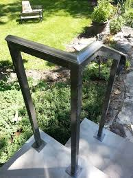 outdoor metal stair railing. Ebony W. Swisher Has 0 Subscribed Credited From : Www.parkwaymfg.com · Outdoor Railings For Stairs Metal Stair Railing O
