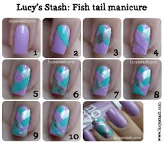 Cute Nail Polish Designs To Do At Home Easy Diy Nail Art Short ...