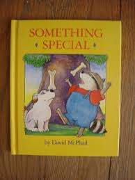 something special by david mcphail childrens hardcover book 173505a