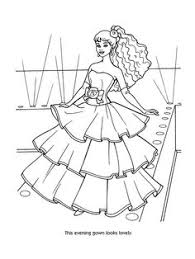 Small Picture pictures to color and print for girls Barbie Coloring Pages For