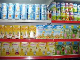 Детские молочные смеси виды ассортимент и отзывы мам До недавнего времени в России были широко известны только отечественные смеси Малютка Малыш Но в 90 ые годы российский рынок начал стремительно