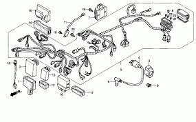 wonderful 1992 honda fourtrax 0 wiring diagram gallery best honda fourtrax fuses at Honda 300 Atv Wiring Diagram
