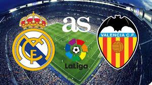 Real Madrid vs Valencia ...