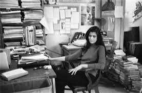 an essay about writing from home and my obsession the work susan sontag at her writing desk
