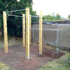 diy outdoor pull up bar best ideas about outdoor pull up bar on pull up backyard