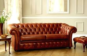 brown leather chesterfield sofa brown leather chesterfield brown leather chesterfield sofa bed