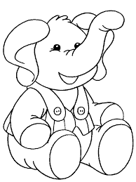 little kids coloring pages
