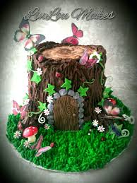 Small Picture The 25 best Woodland fairy cake ideas on Pinterest Fairy