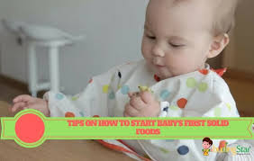 Diet Chart 6 Month Old Baby India Indian Diet Plan For 6 Months Old Baby Budding Star