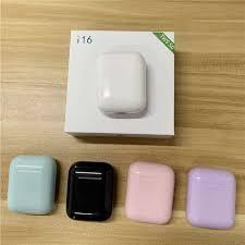 New <b>inpods</b> 12 i12 tws <b>Earphones</b> Portable Mini <b>Earbuds Bluetooth</b> ...