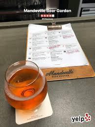 101 photos for mandeville beer garden