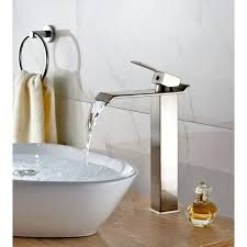 vessel sink with faucet brushed nickel square bathroom vessel sink faucet vessel sink faucet combo